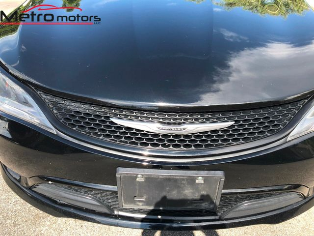 2015 Chrysler 200 S Knoxville , Tennessee 6