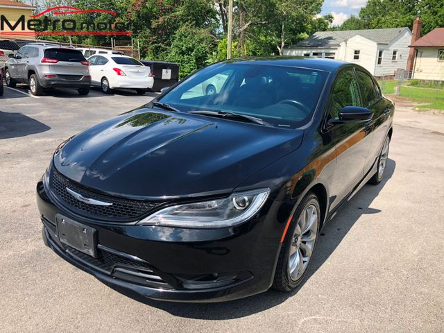 2015 Chrysler 200 S Knoxville , Tennessee 9