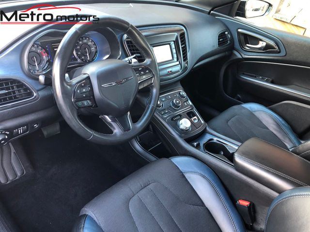 2015 Chrysler 200 S Knoxville , Tennessee 40