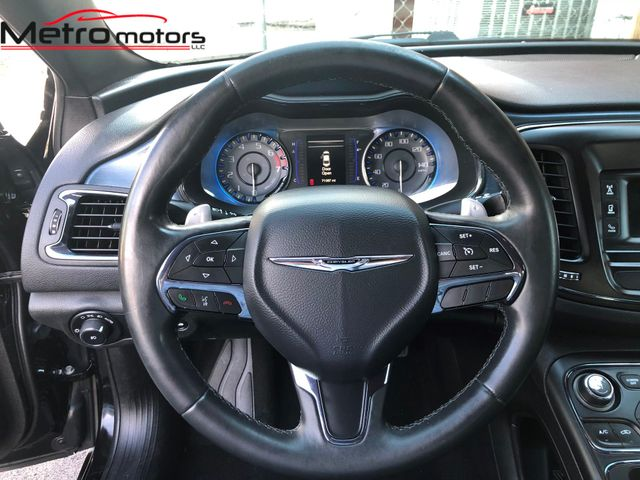 2015 Chrysler 200 S Knoxville , Tennessee 28