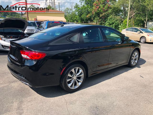 2015 Chrysler 200 S Knoxville , Tennessee 17