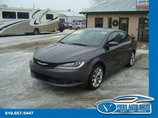 2015 Chrysler 200 S in Lapeer, MI 48446