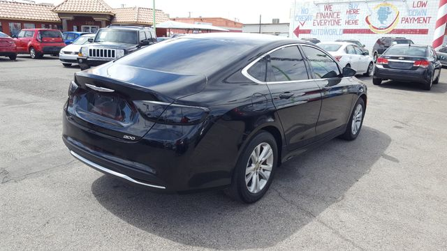 2015 Chrysler 200 Limited AUTOWORLD (702) 452-8488 Las Vegas, Nevada 1