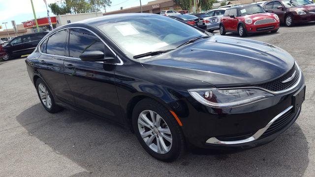 2015 Chrysler 200 Limited AUTOWORLD (702) 452-8488 Las Vegas, Nevada 2