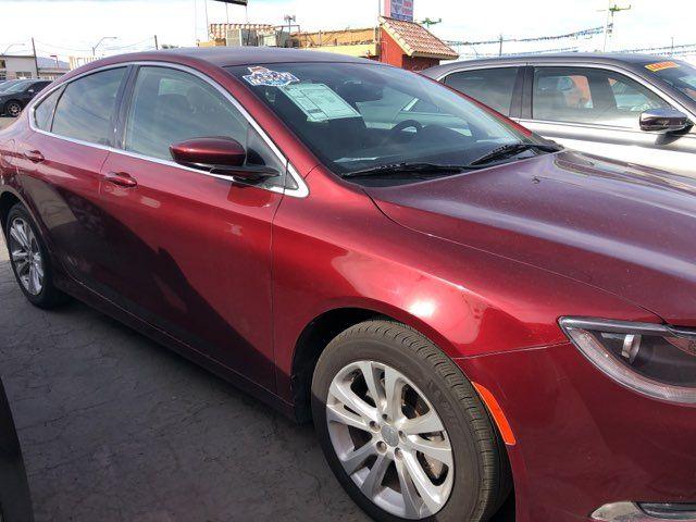 2015 Chrysler 200 Limited CAR PROS AUTO CENTER (702) 405-9905 Las Vegas, Nevada 2