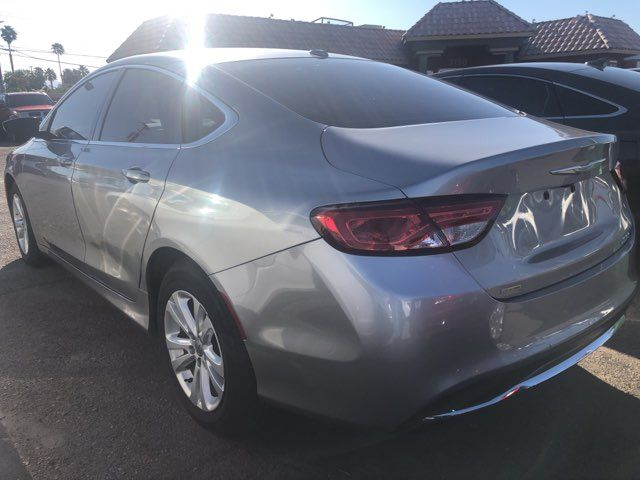 2015 Chrysler 200 Limited CAR PROS AUTO CENTER (702) 405-9905 Las Vegas, Nevada 2