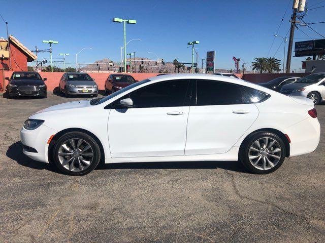 2015 Chrysler 200 S CAR PROS AUTO CENTER (702) 405-9905 Las Vegas, Nevada 1