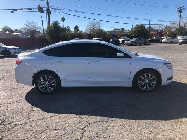 2015 Chrysler 200 S CAR PROS AUTO CENTER (702) 405-9905 Las Vegas, Nevada 4