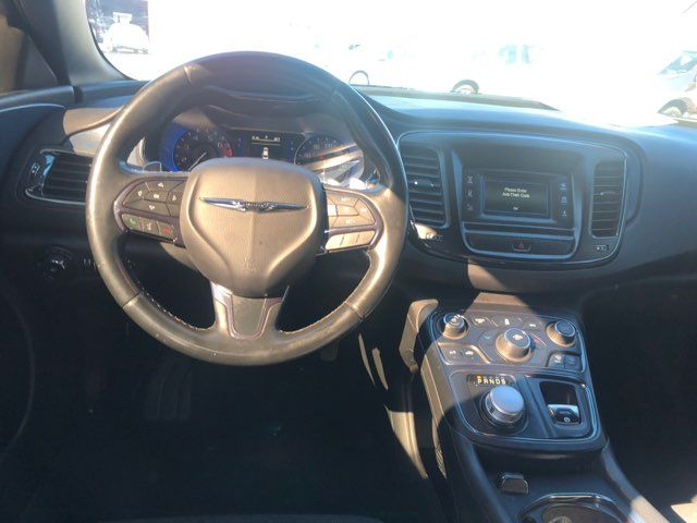 2015 Chrysler 200 S CAR PROS AUTO CENTER (702) 405-9905 Las Vegas, Nevada 7