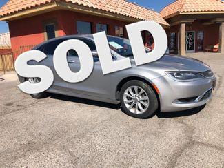 2015 Chrysler 200 C CAR PROS AUTO CENTER (702) 405-9905 Las Vegas, Nevada