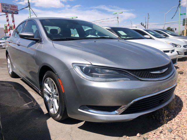2015 Chrysler 200 Limited CAR PROS AUTO CENTER (702) 405-9905 Las Vegas, Nevada 1