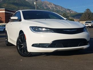 2015 Chrysler 200 S LINDON, UT 2