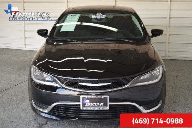 2015 Chrysler 200 Limited in McKinney, Texas 75070