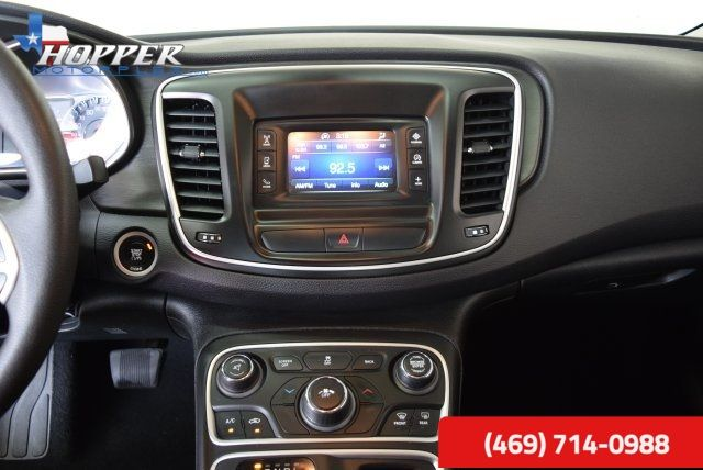 2015 Chrysler 200 Limited in McKinney, Texas 75070