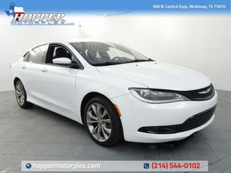 2015 Chrysler 200 S in McKinney, Texas 75070