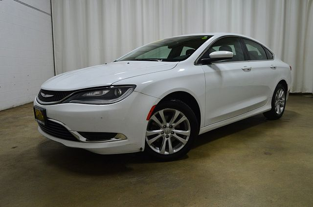 2015 Chrysler 200 Limited/W Sunroof