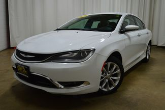 2015 Chrysler 200 C/ W Leather in Merrillville IN, 46410