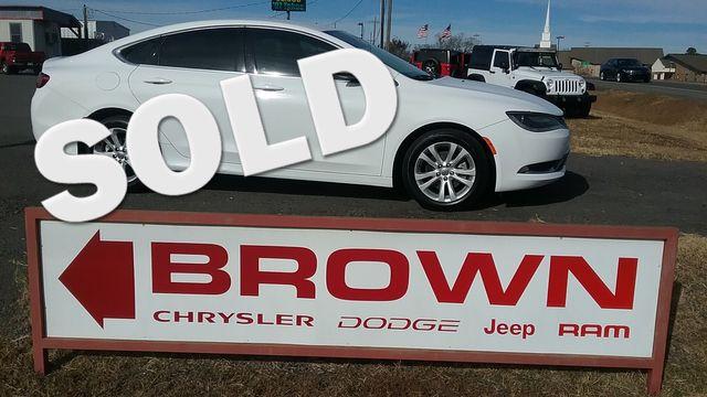 2015 Chrysler 200 Limited Minden, LA