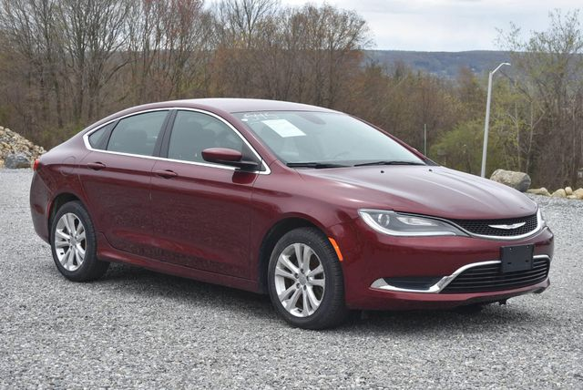 2015 Chrysler 200 Limited Naugatuck, Connecticut 6
