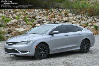 2015 Chrysler 200 Limited Naugatuck, Connecticut