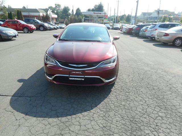 2015 Chrysler 200 Limited New Windsor, New York 10
