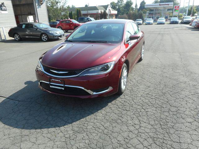 2015 Chrysler 200 Limited New Windsor, New York 11
