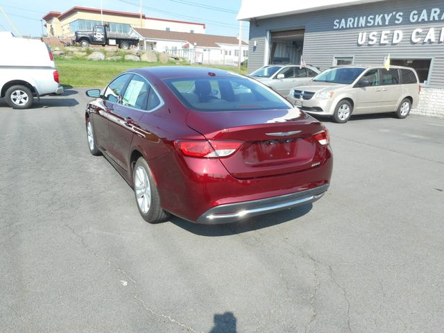 2015 Chrysler 200 Limited New Windsor, New York 3