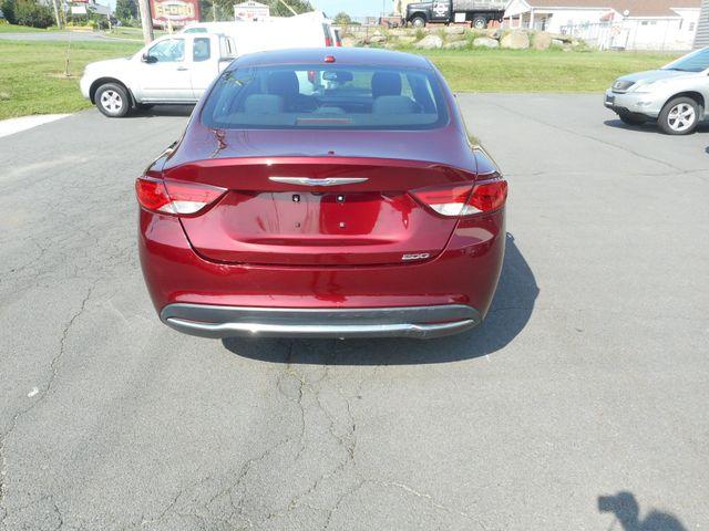 2015 Chrysler 200 Limited New Windsor, New York 4