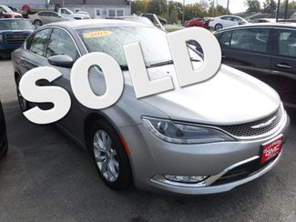 2015 Chrysler 200 C Newport, VT