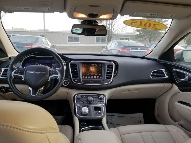 2015 Chrysler 200 C Newport, VT 4