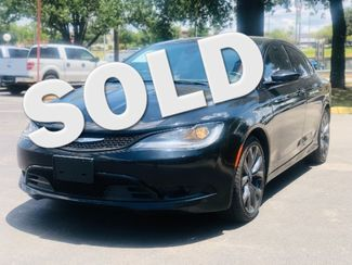2015 Chrysler 200 S in San Antonio, TX 78233