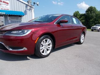 2015 Chrysler 200 Limited Shelbyville, TN 5