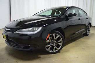 2015 Chrysler 200 W/Navigation S in Merrillville IN, 46410