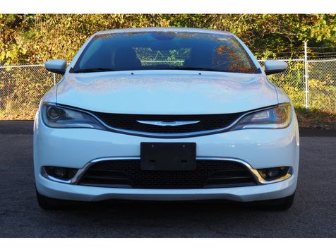 2015 Chrysler 200 C | Whitman, Massachusetts | Martin's Pre-Owned in Whitman, Massachusetts