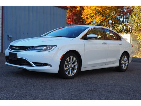 2015 Chrysler 200 C | Whitman, MA | Martin's Pre-Owned Auto Center in Whitman, MA