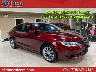 2015 Chrysler 200 S in Worth, IL 60482