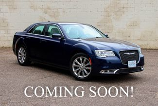 2015 Chrysler 300 Limited AWD Luxury Car w/Navigation, in Eau Claire, Wisconsin