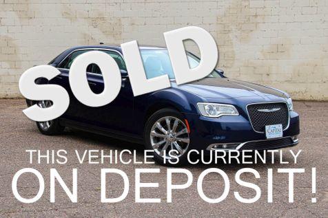 2015 Chrysler 300 Limited AWD Luxury Car w/Backup Cam, Heated Seats, Remote Start, B.T. Audio & 19