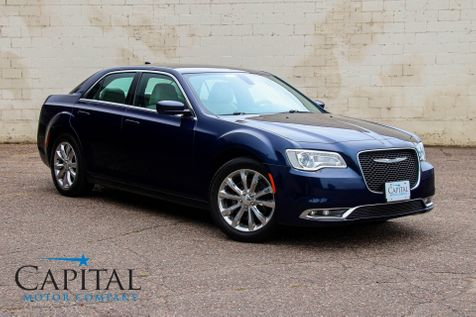 2015 Chrysler 300 Limited AWD Luxury Car w/Backup Cam, Heated Seats, Remote Start, B.T. Audio & 19