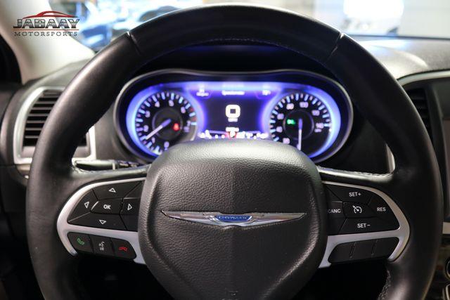 2015 Chrysler 300 Limited Merrillville, Indiana 17