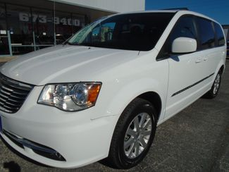 2015 Chrysler Town  Country Touring  Abilene TX  Abilene Used Car Sales  in Abilene, TX