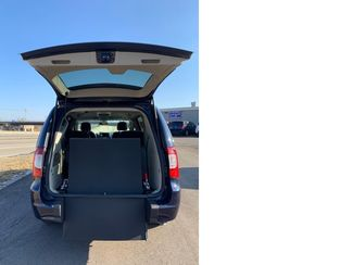 2015 Chrysler Town & Country handicap wheelchair accessible van Dallas, Georgia