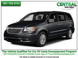 2015 Chrysler Town & Country Touring | Hot Springs, AR | Central Auto Sales in Hot Springs AR