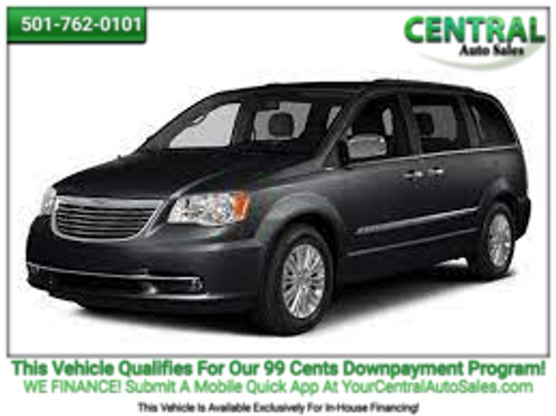 2015 Chrysler Town & Country Touring   Hot Springs, AR   Central Auto Sales in Hot Springs AR