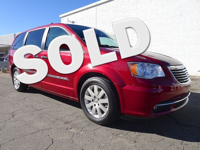 2015 Chrysler Town & Country Touring Madison, NC 0