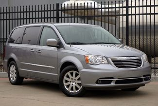 2015 Chrysler Town & Country Touring* Nav* BU Cam* DVD* Leather* EZ Finance**   Plano, TX   Carrick's Autos in Plano TX