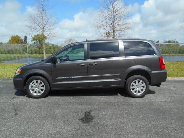 2015 Chrysler Town & Country Touring Wheelchair Van Pinellas Park, Florida 3
