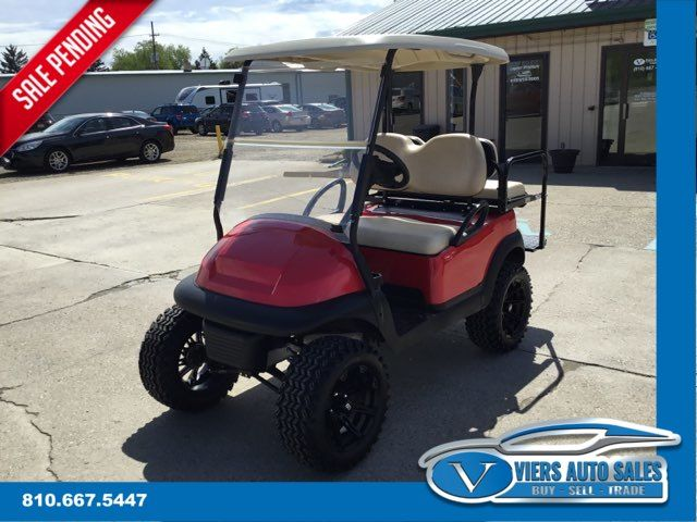 2015 Club Car Precedent EFI Gas in Lapeer, MI 48446