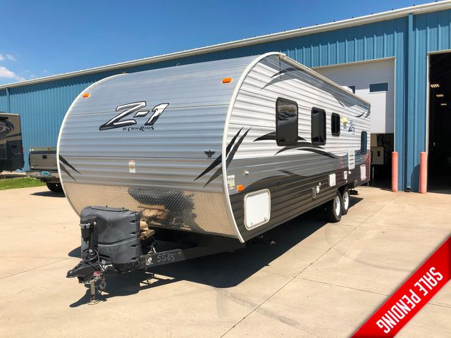 2015 Crossroads Z-1 ZT252BH in Mandan, North Dakota 58554