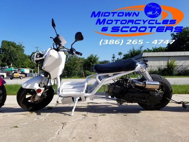 2015 Daix Maddog Scooter 49cc